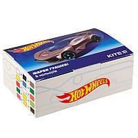 Краски гуашь детские Kite Hot Wheels 6 цветов