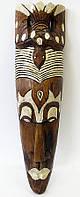 Маска деревянная (msl 54) (50 см) (индонезия)