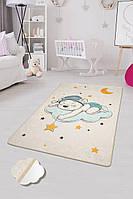 Коврик в детскую комнату, детский ковер 140*190 см, Sleep Erku