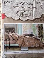 """Евро комплект постельного белья Сатин """"565грн"""
