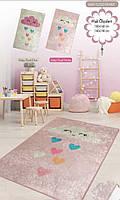 Коврик в детскую комнату, детский ковер 140*190 см, Тучка
