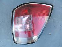 Б/у фонарь правый задний opel astra h опель астра(уневерсал)13223674 / 417032 / 417034 / 417052 / 417212 / 04>