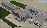 Проектирование зданий медицинских учреждений