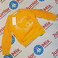 Оптом детские нарядные трикотажные кофточки для девочек HAPPY STAR, фото 1