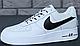 Мужские кроссовки Nike Air Force 1 Low White, фото 2