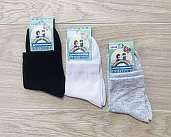 Носки детские демисезонные хлопок Житомир размер 20-22(32-34) ассорти