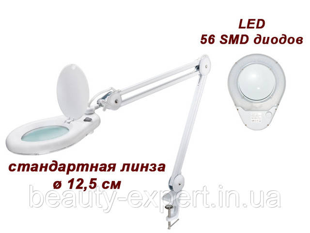 Лампа-лупа мод. 8066-А LED (3D / 5D)
