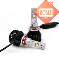 Комплект LED ламп ALed X HIR2 (9012) 35W 5000K 5000lm с вентилятором (для линзованной оптики)