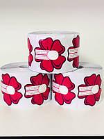 Формы для наращивания ногтей Цветок, 500 шт