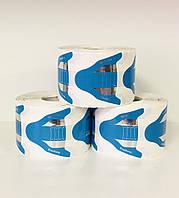 Формы для наращивания синие, 500 шт