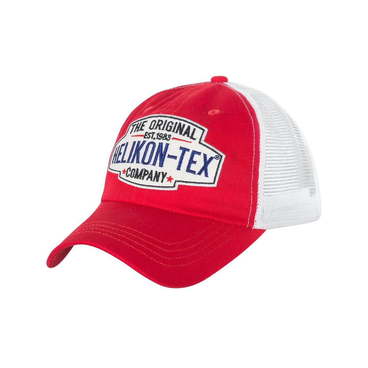 Бейсболки Helikon - Tex Trucker Logo Cap, one size. Новий товар.