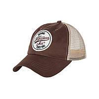 Бейсболки Helikon - Tex Trucker Logo Cap, one size. Новий товар. MUD-BROWN