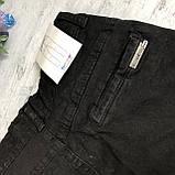 Штаны на мальчика 1/12 черные. Размеры  9 лет, 10 лет, 11 лет, 12 лет, фото 3