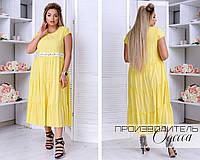 Платье трапеция с кружевом, фото 1