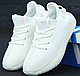 Женские кроссовки Adidas Yeezy Boost 350 White (Адидас Изи Буст белые), фото 6