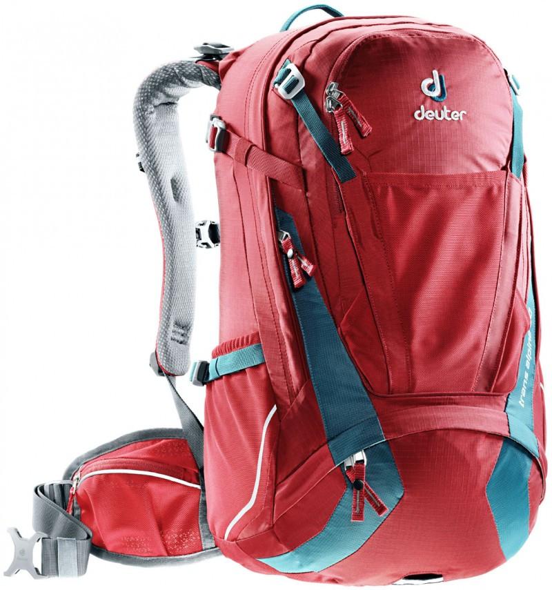 Deuter Trans Alpine 30 красный (3205217-5321)