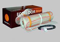 Тонкий нагревательный кабель мат Fenix (Чехия) 500 Вт 3 м.кв