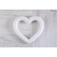 """Набір пінопластових фігур SANTI """"Контурне серце"""", 180mm"""