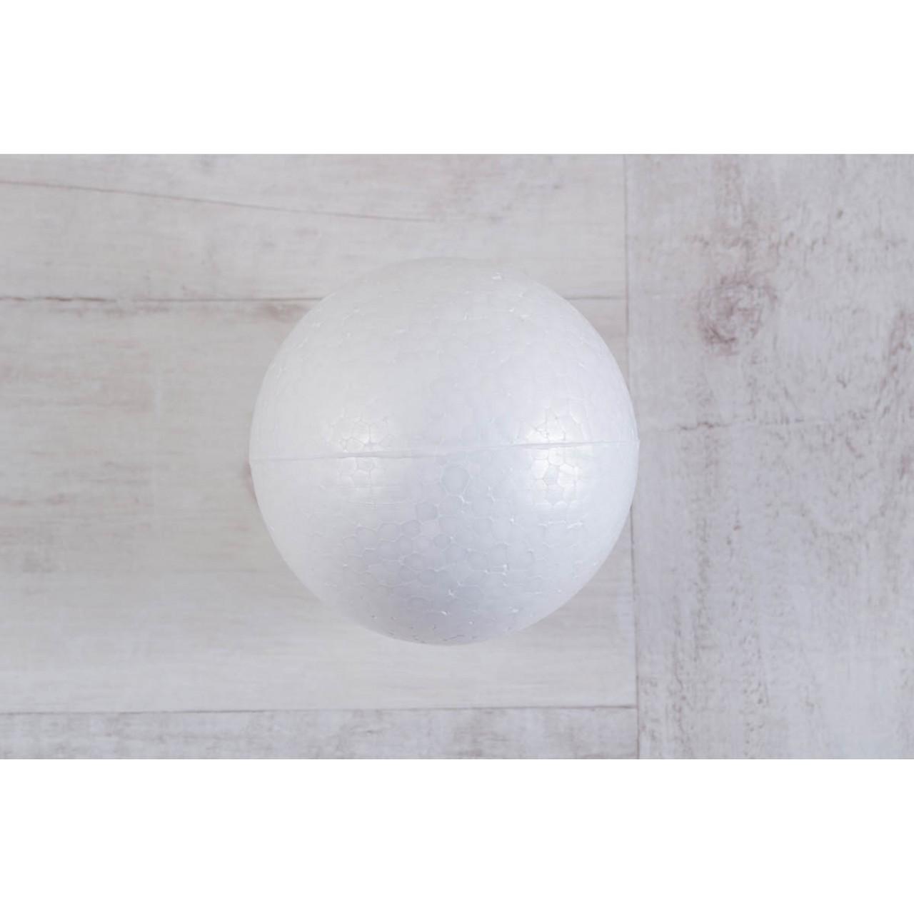 Пінопластова  куля   10 см  ,Santi