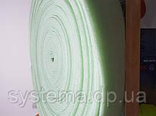 Демпферная лента 5х150 мм для стяжек и теплых полов из вспененного полиэтилена, рулон 50 м, фото 3