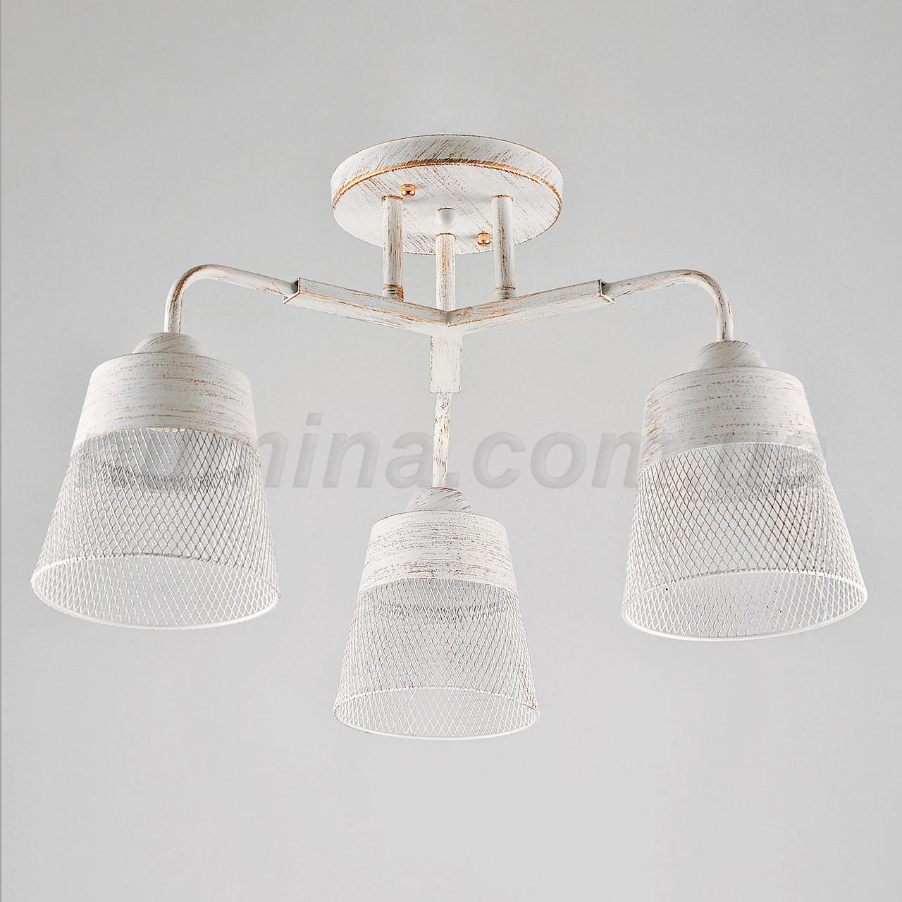 Люстра потолочная на три лампы 14-1218/3 WG