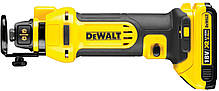 Фрезер аккумуляторный DeWALT DCS551NT, фото 2