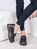 Женские туфли лоферы натуральная кожа Maxi 7002-28, фото 2