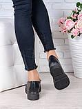 Женские туфли лоферы натуральная кожа Maxi 7002-28, фото 4