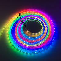 Лента цветная двуслойная светодиодная IP20-RGBW (60 светодиодов/метр)  SMD 5050, OLed Electric 20D-60W