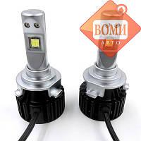 Комплект LED ламп ALed X H7 C03E 35W 5000K 5000lm (для KIA, HUYNDAI, MITSUBISHI) с вентилятором (для линзованн