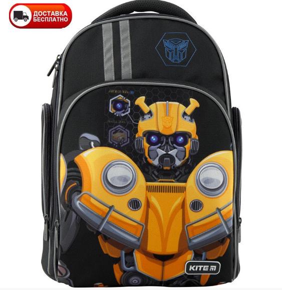 TF19-706S Рюкзак школьный Kite 2019 Education Transformers BumbleBee Movie  706S - купить по лучшей цене в Киеве от компании