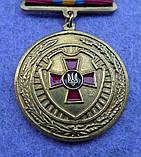 """Медаль """" Медаль За Сумлінну працю""""  ЗСУ, фото 2"""