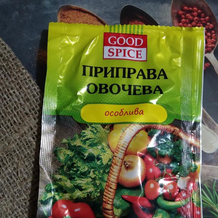 """Приправа (овочева) 50 гр """"Good spice"""""""