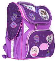 Рюкзак школьный каркасный CLASS Lovely Kitties 13011020-9918
