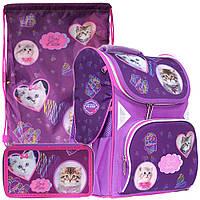Рюкзак в комплекте 3 в 1 Lovely Kitties CLASS 9918+9943+99501