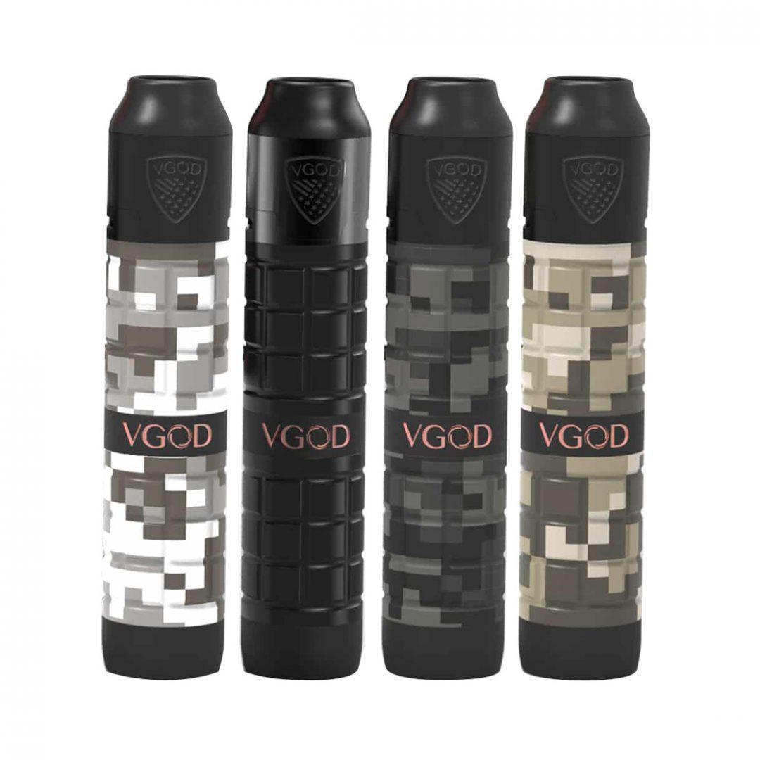 Vgod Pro Mech 2 kit - механічний мод.