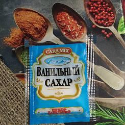 """Ванільний цукор """"Cara mix"""" 5 гр"""