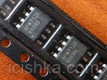 APW7120 / APW7120A SOP8 - DC/DC ШИМ контроллер 3А 12В