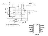 APW7120 / APW7120A SOP8 - DC/DC ШИМ контроллер 3А 12В, фото 8