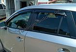 Ветровики, дефлекторы окон Mazda CX-5 2011-2017 (Anv), фото 2