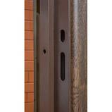 "Двери ""Very Dvery"" Арка с ковкой дуб бронзовый улица (серия «ВИП+), фото 2"
