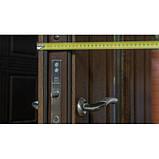 "Двери ""Very Dvery"" Арка с ковкой дуб бронзовый улица (серия «ВИП+), фото 4"