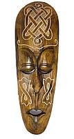 Маска деревянная (17,5х7х50 см)(mr750) Индонезия
