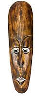 Маска деревянная (19х5,5х60 см)(mr1063m) Индонезия