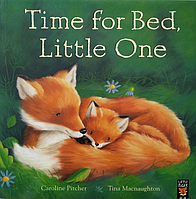 Книга на английском языке Time For Bed, Little One