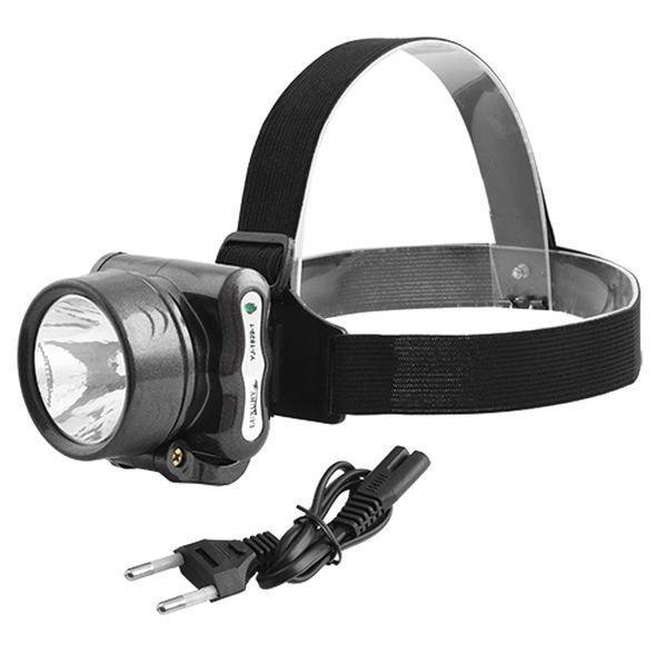 Налобный аккумуляторный фонарь Yj-1829-1