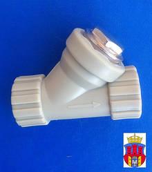 Фильтр 20 паечный для полипропиленовых труб Krakow