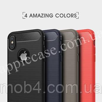 TPU чохол накладка Urban для Apple iPhone XS (4 кольори)