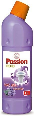 """Средство для чистки унитазов Passion Gold WC """"Лаванда"""", 1л"""