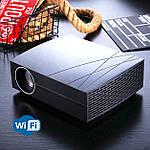 Проектор мультимедийный Wi-Fi улучшенная линза кинопроектор Vivibright Wi-light F20 проектор для дома, фото 2